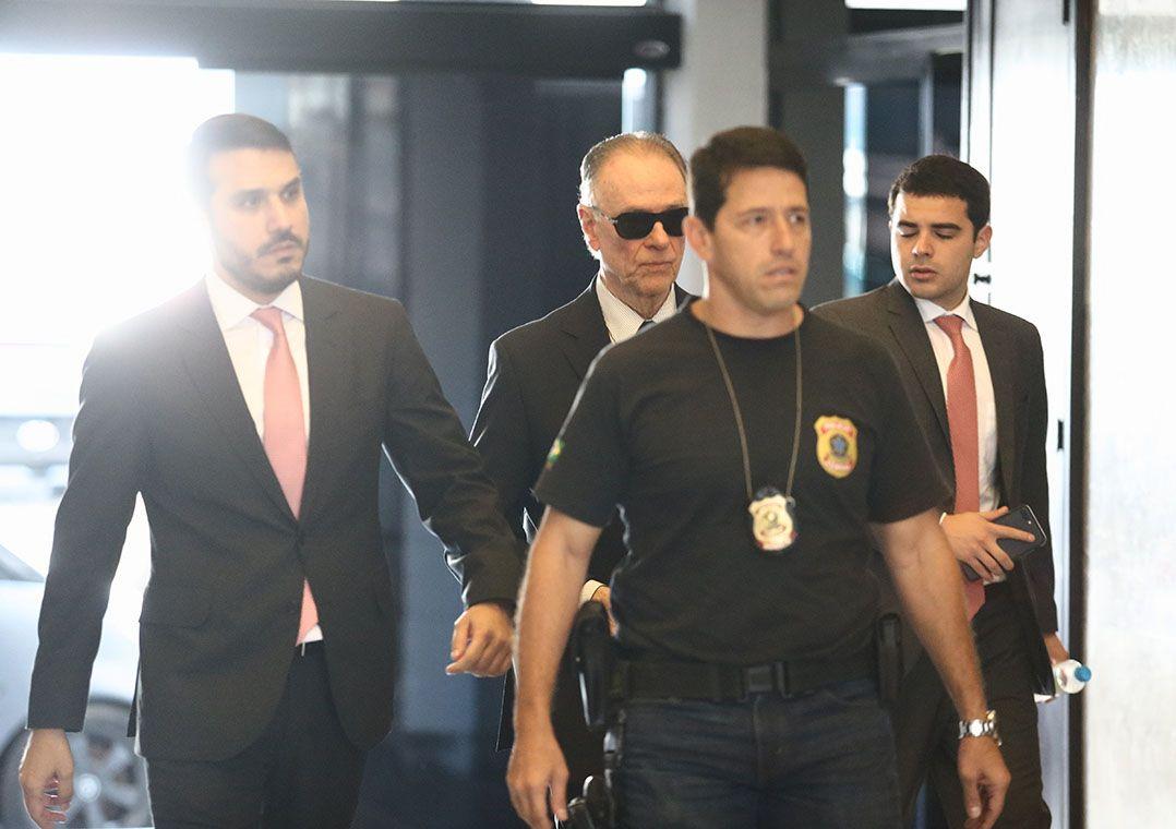 Juiz Marcelo Bretas determina o bloqueio de R$ 1 bilhão de Nuzman