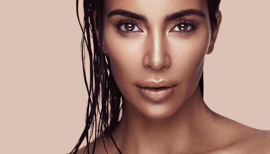 Cinco vezes que Kim Kardashian posou nua na web