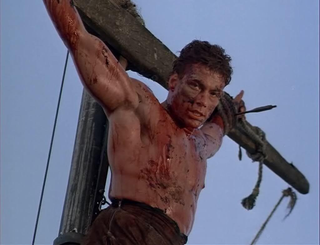 Jean-Claude Van Damme é a estrela do filme / Divulgação