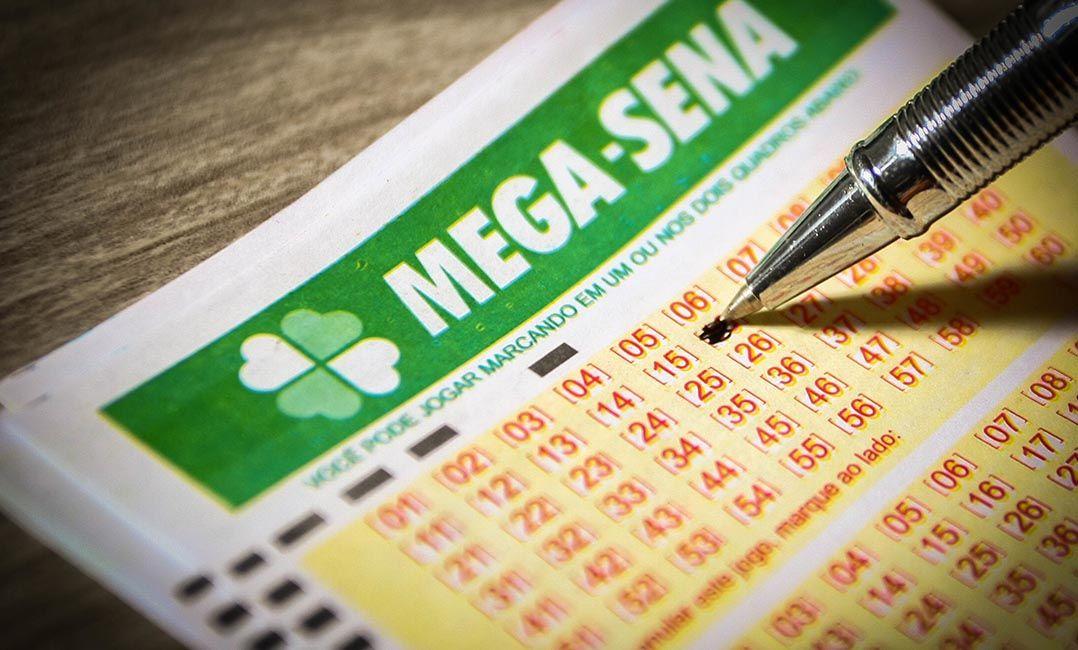 Mega-Sena acumula e pode pagar R$ 35 milhões