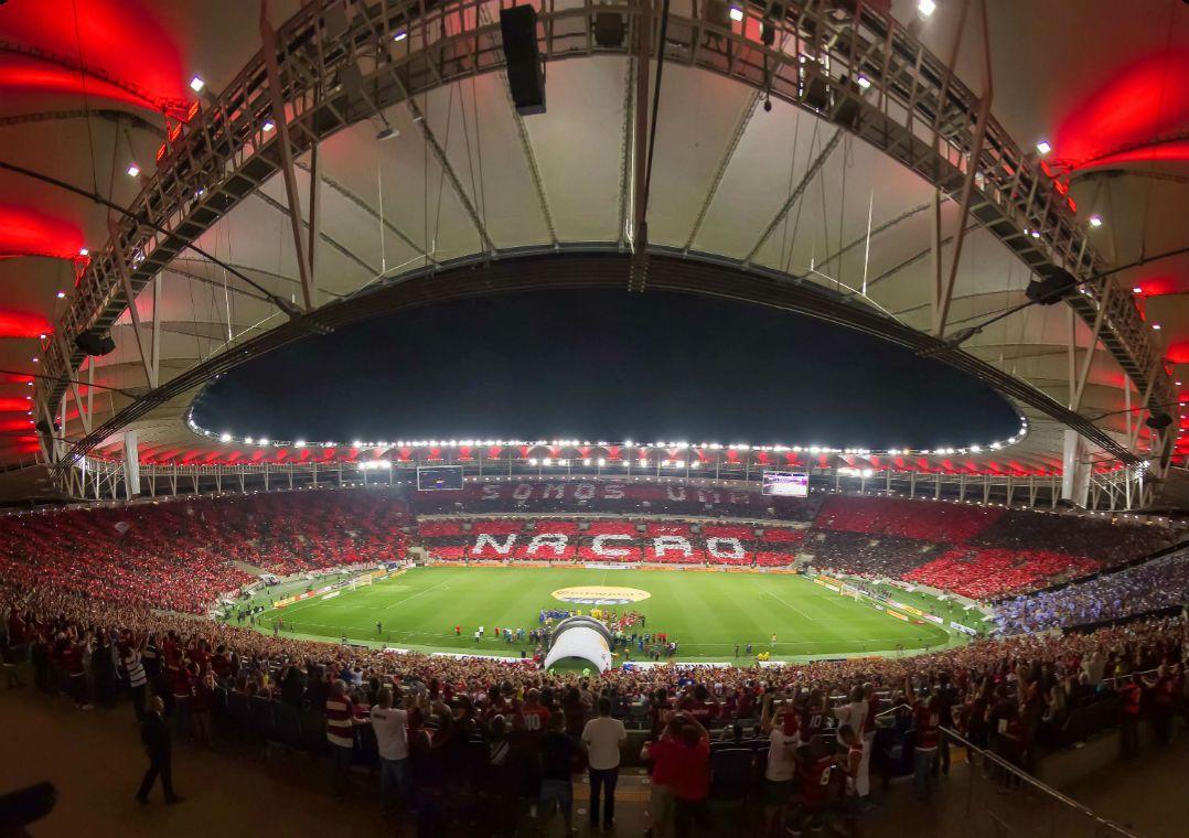 STJD absolve Fla e Bota por tumultos no Maracanã na Copa do Brasil