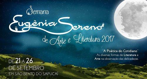 Uma semana para homenagear a grande escritora Eugênia Sereno   / Divulgação