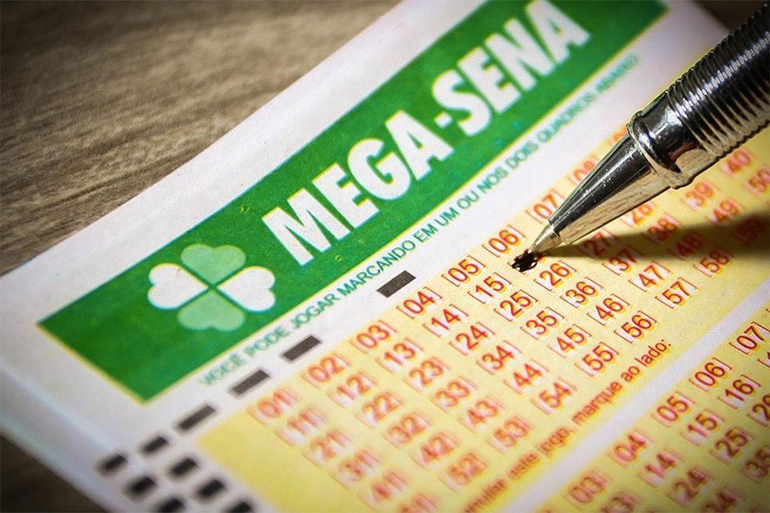 Mega-Sena acumula e deve pagar prêmio de R$ 40 milhões