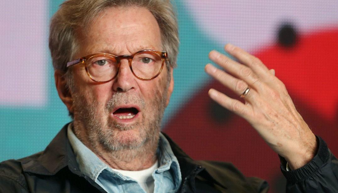 Eric Clapton sobre documentário bibliográfico: Não foi fácil