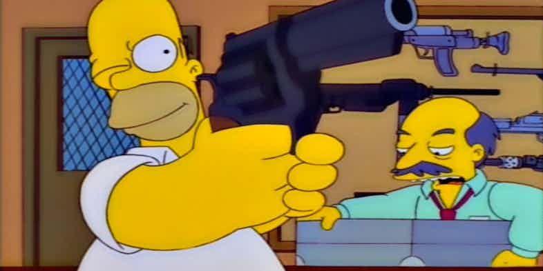 Homer nem sempre é um bom exemplo / Divulgação