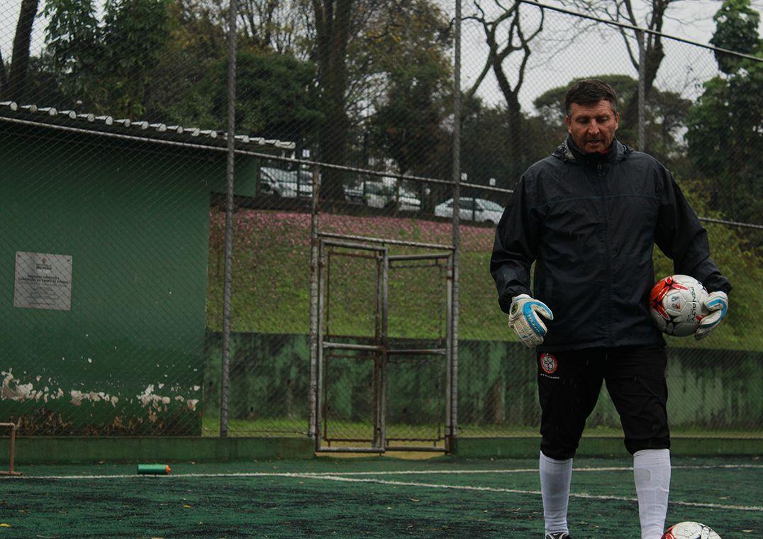 Daniel sonha em compor a comissão técnica da Seleção Brasileira