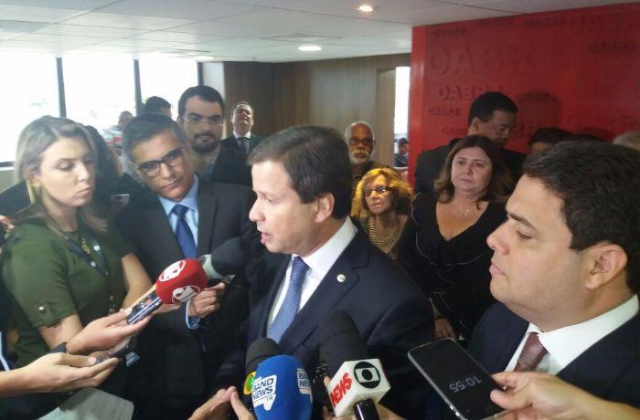 A suspensão cautelar da carteira de advogado vale pelo período de 90 dias. / (Foto: Christiano Pinho)