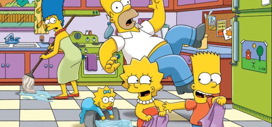 Família Simpson sempre arruma uma confusão  / Divulgação