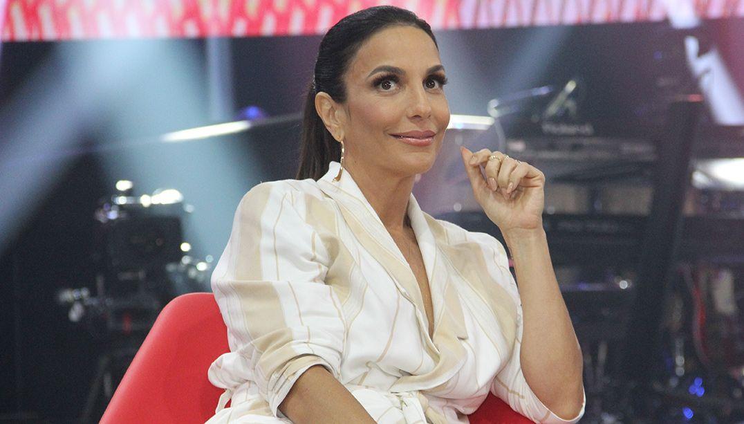 Ivete Sangalo vai dar um irmãozinho para o filho / Wallace Barbosa/AgNews