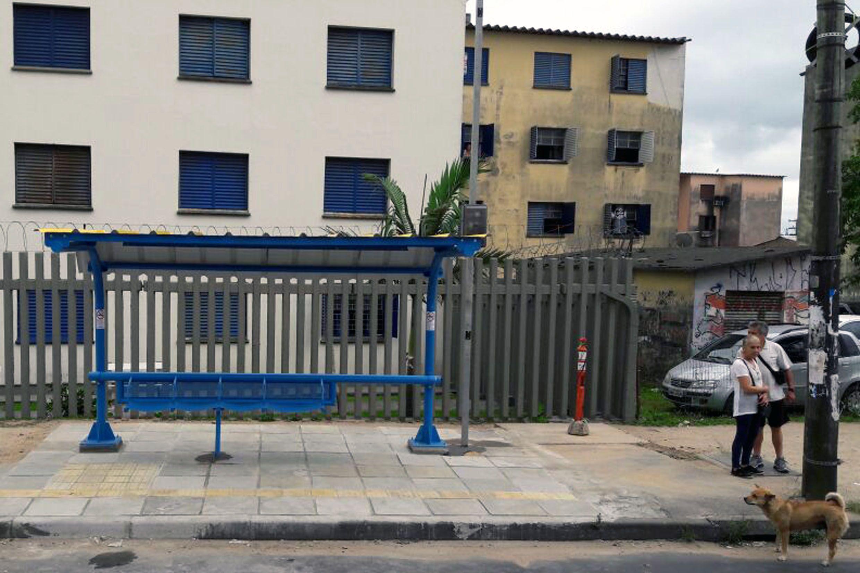 A revitalização de itens como paradas de ônibus deve ser debatida / Divulgação/PMPA