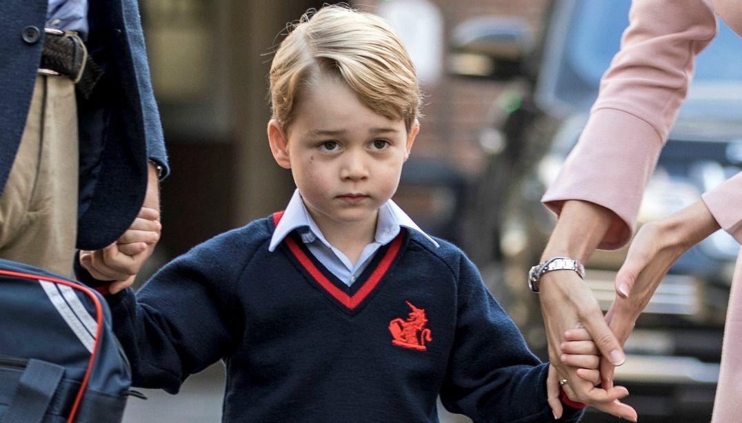 Confira o cardápio da escola do Príncipe George