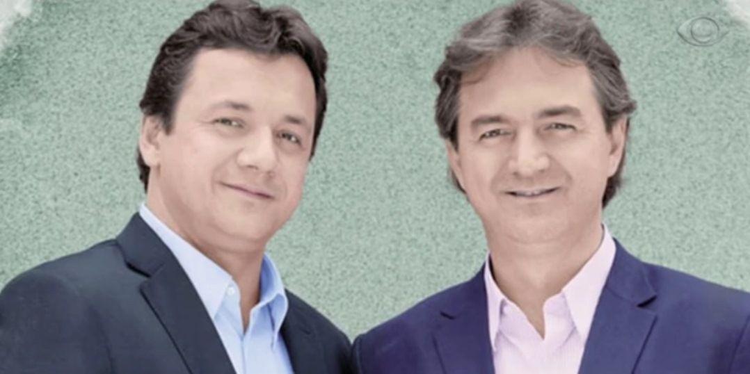 Donos da JBS estão presos / Reprodução/Jornal da Band