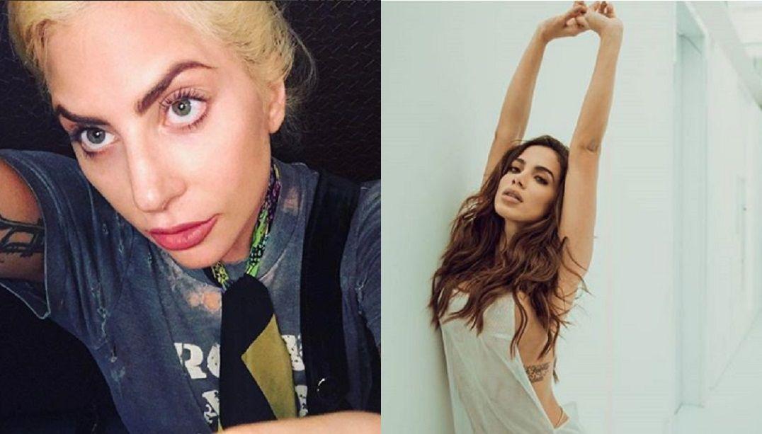 Fãs pedem que Anitta substitua Lady Gaga no Rock In Rio