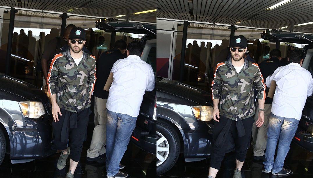 Justin Timberlake chega ao Brasil