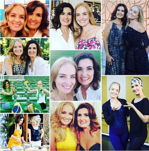 Personalidades parabenizam Fátima Bernardes em seu aniversário