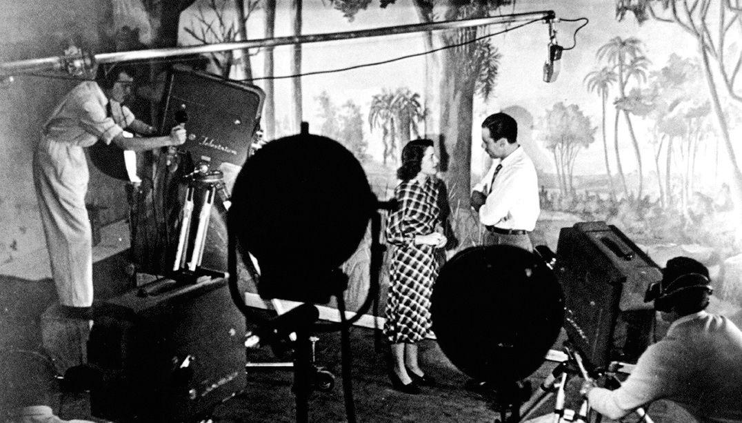 Teledramaturgia era ao vivo nos primórdios da TV Tupi / Divulgação