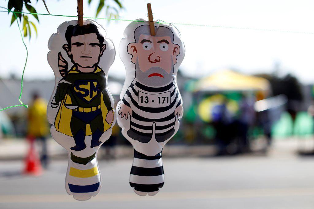 Aprovação de Lula sobe e a de Moro cai, indica Barômetro Político