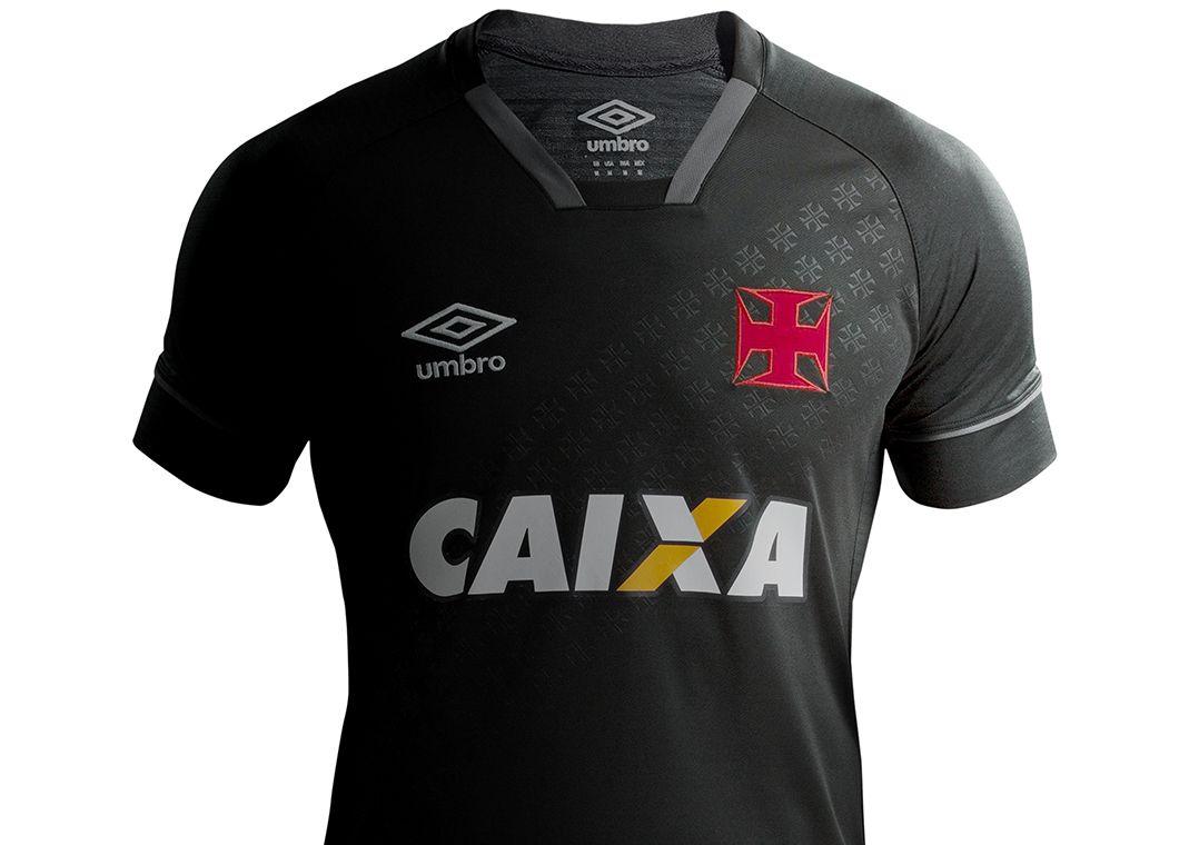 ebb9a7cf6bda5 São Januário é homenageado em nova camisa do Vasco - Band.com.br