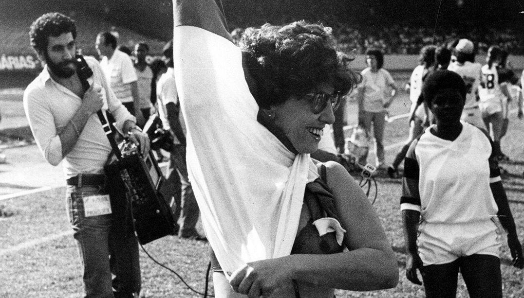 Ruth Escobar, atriz e produtora / Claudine Petroli/Estadão Conteúdo