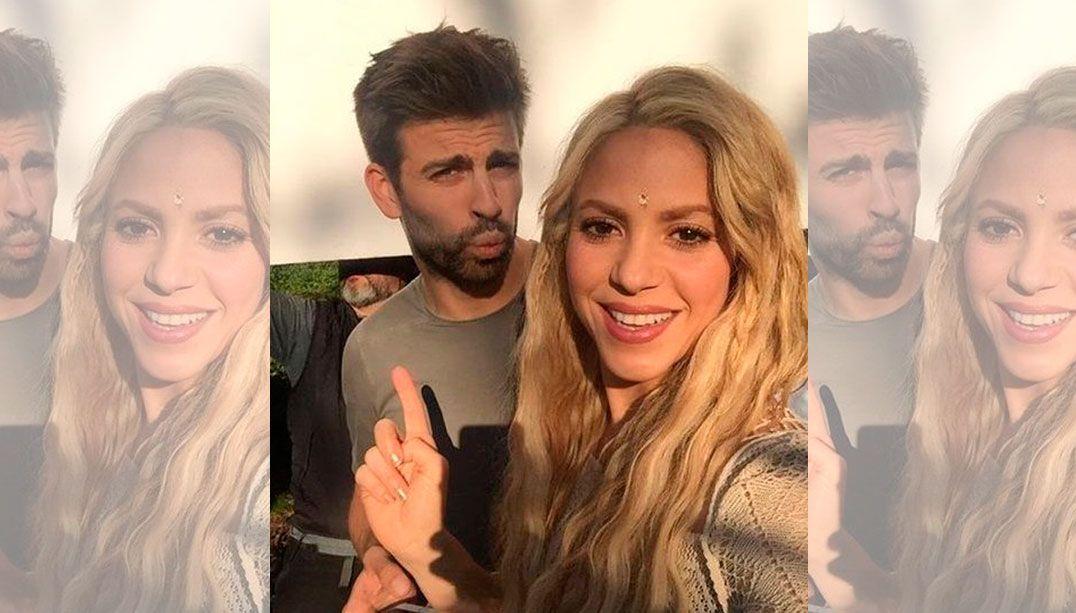 Shakira sobre Piqué: um doce castigo do destino