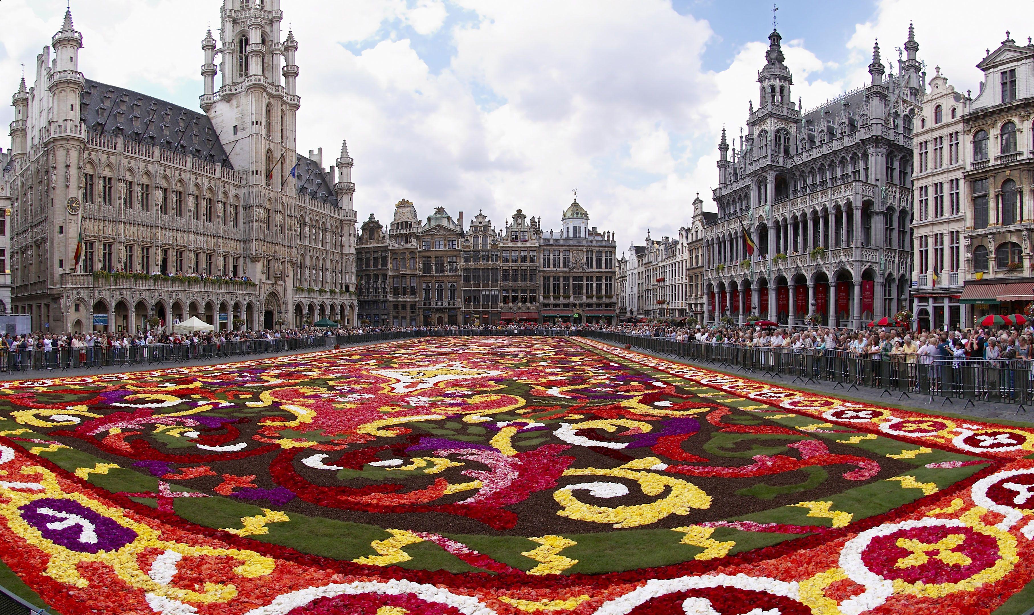 O destino da é Bruxelas / Divulgação
