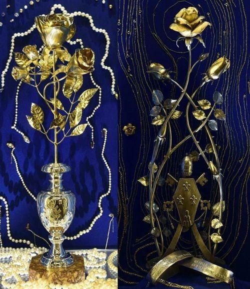 Rosa de Ouro é entregue em Jubileu dos 300 anos de aparecimento de Nossa Senhora / Divulgação
