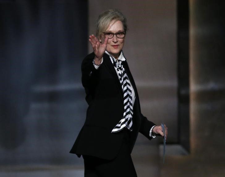 Meryl Streep durante evento em Los Angeles / Mario Anzuoni/Reuters