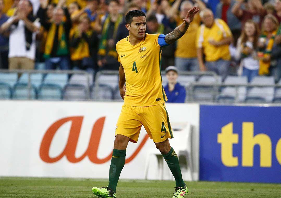 5a4c912ba4 Austrália vence com gol na prorrogação e encerra sonho da Síria -  Band.com.br
