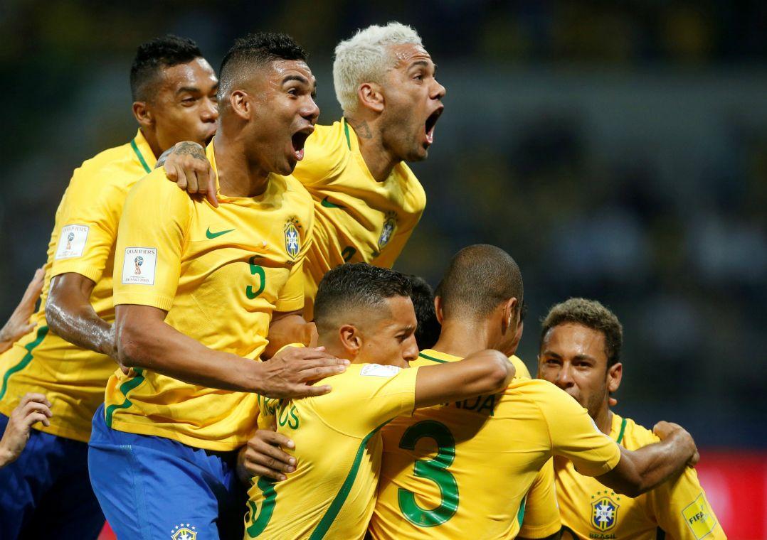 Brasil será cabeça de chave na Copa do Mundo (Foto  Leonardo  Benassatto Reuters) ce267d4957457