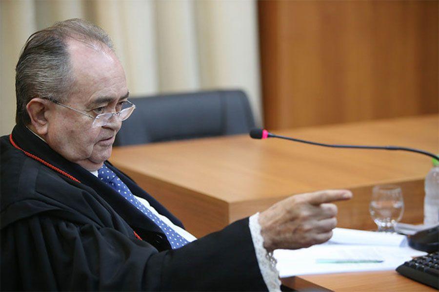 Desembargador Djalma Martins da Costa / Raimundo Valentim/TJAM