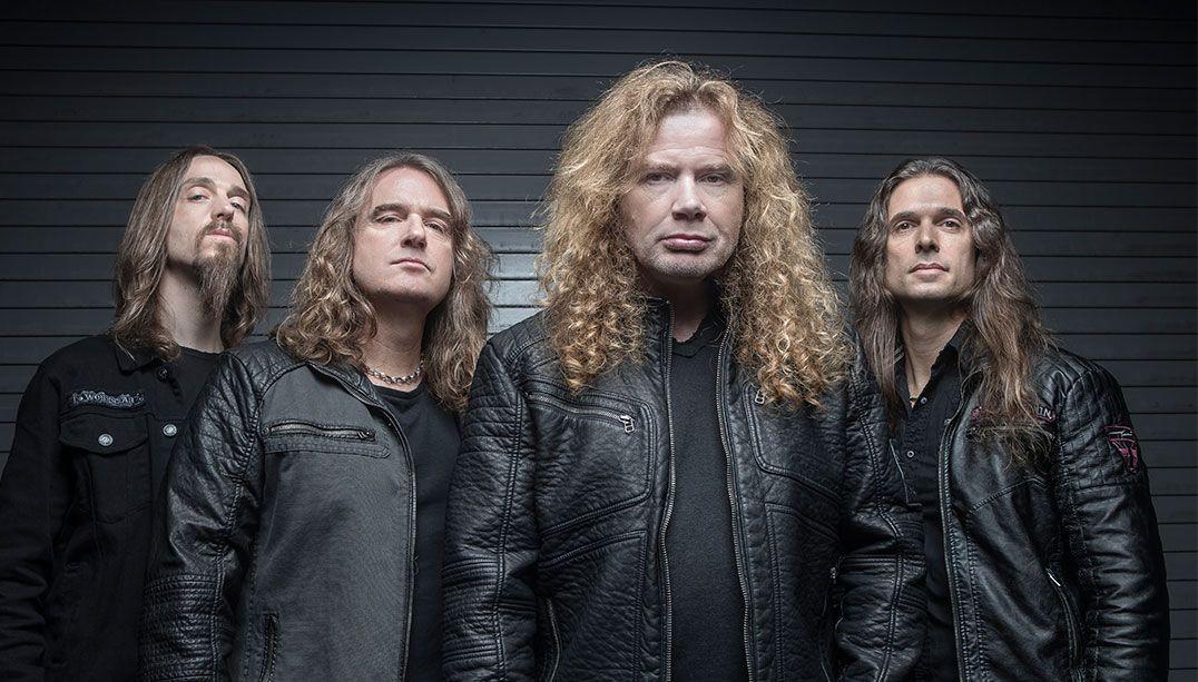 O Megadeth se apresenta no dia 31 de outubro / Divulgação