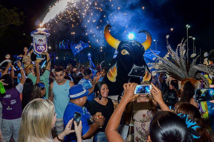 Na Ponta Negra, Boi Manaus celebra 20 anos da festa / Ingrid Anne/Manauscult