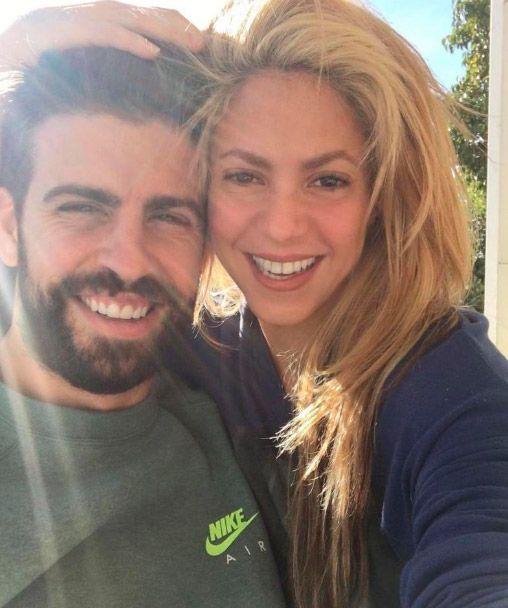 Gerard Pique e Shakira estão juntos desde 2011 / Divulgação/Instagram