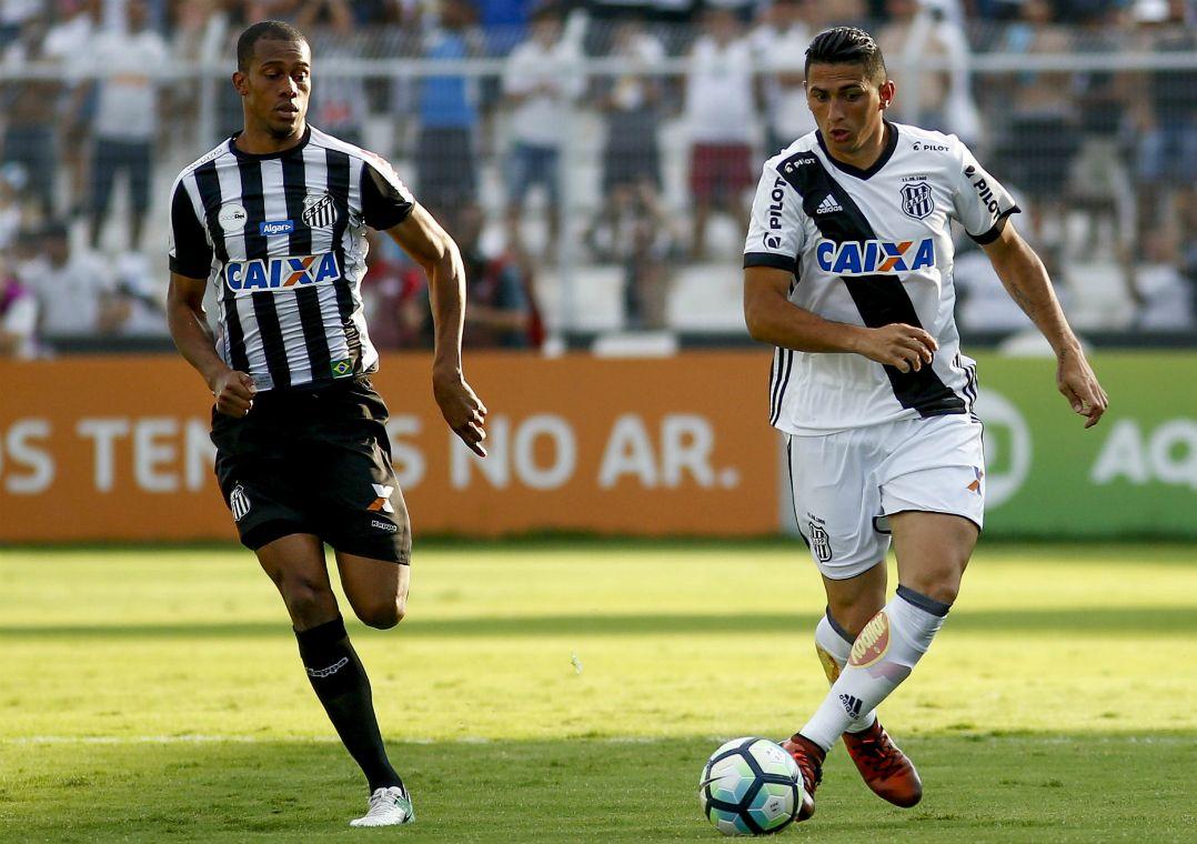Equipes ficaram no 1 a 1 neste sábado, no Estádio Moisés Lucarelli / Mauro Galvão/Fotoarena/Estadão Conteúdo