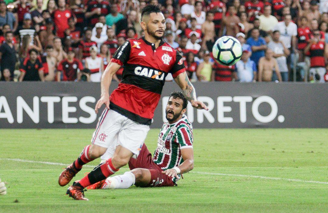 Pará marcou contra no clássico contra o Fluminense / Rudy Trindade/Framephoto/Estadão Conteúdo