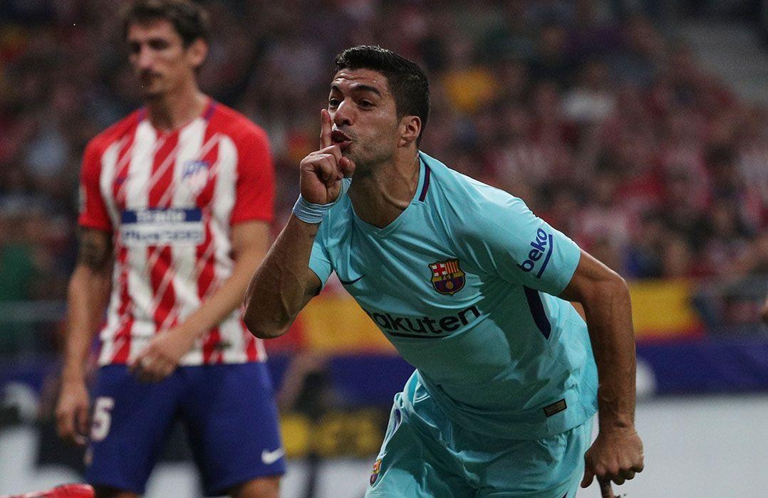 ea89a9b3b0 Barcelona arranca empate com Atlético de Madrid - Band.com.br
