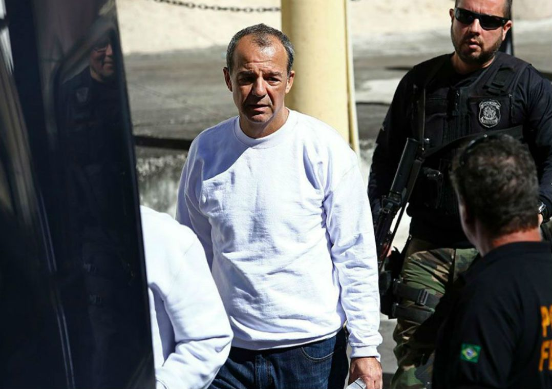 Moro manda transferir Sérgio Cabral para prisão da Lava Jato