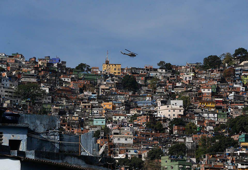 RJ: tiroteio assusta moradores da Rocinha e do Alemão