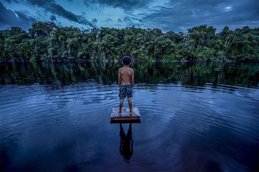 Em fotos, exposição mostra singularidades da vida e cultura do AM