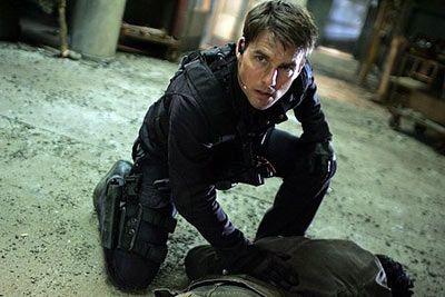 Tom Cruise é a estrela do filme / Divulgação