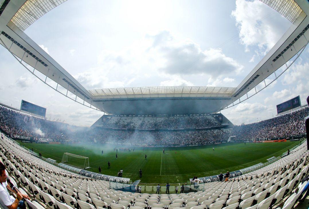 787322c443 Construção da Arena Corinthians gerou dívidas ao clube (Foto  Marcelo D.  Sants Estadão Conteúdo)