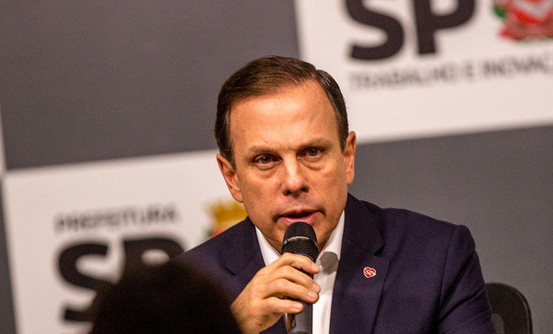 Deputados tucanos defendem candidatura de Doria ao governo de SP