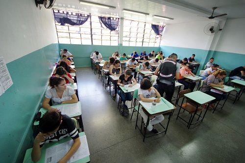Escolas Técnicas Estaduais iniciam o processo seletivo com 78 mil vagas para todo estado. / Divulgação