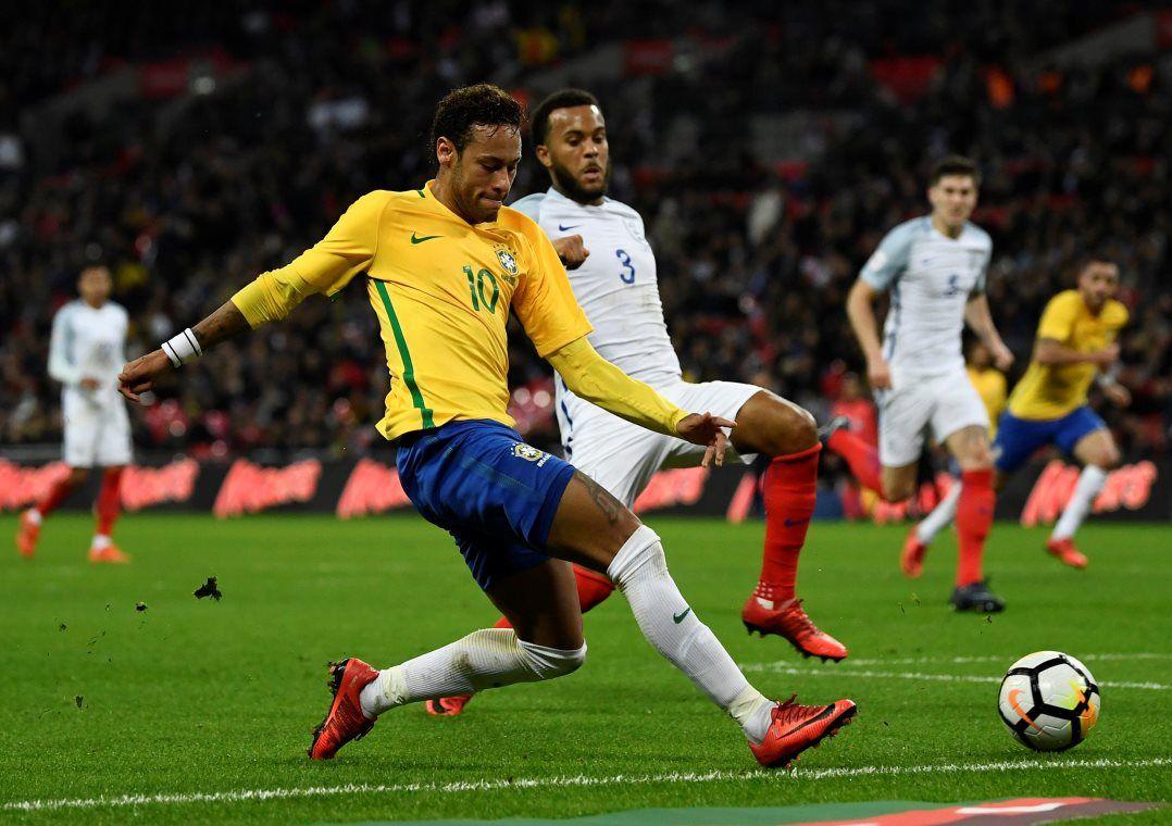 Neymar passou em branco nesta terça-feira / Dylan Martinez/Reuters