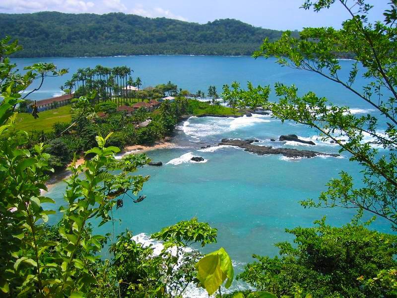 Os encantos de São Tomé