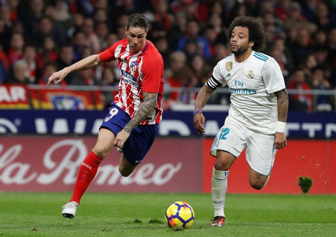 Atlético e Real empatam clássico e se distanciam do líder Barcelona