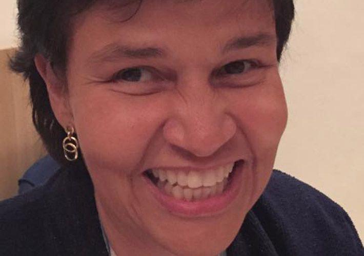 Claudia Rodrigues volta a ser internada por causa da esclerose múltipla