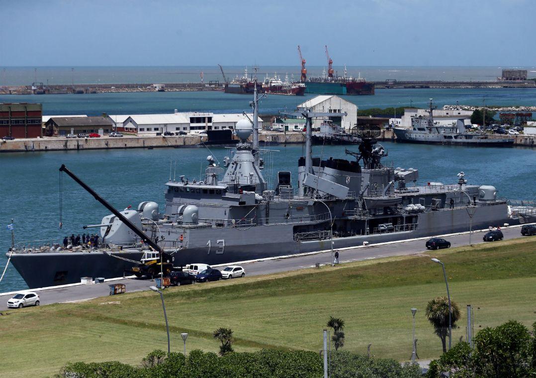 Nova Pista Reanima Buscas Por Submarino Argentino Not Cias