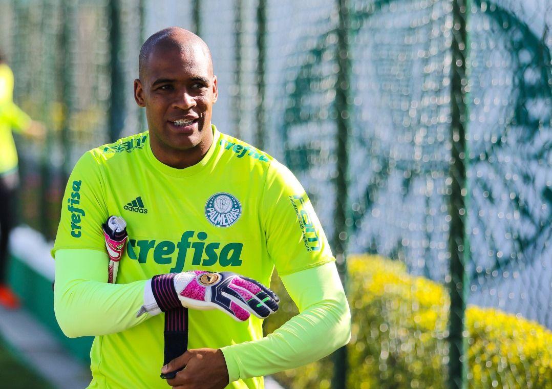 Jailson comemora volta ao Palmeiras e tentará manter invencibilidade