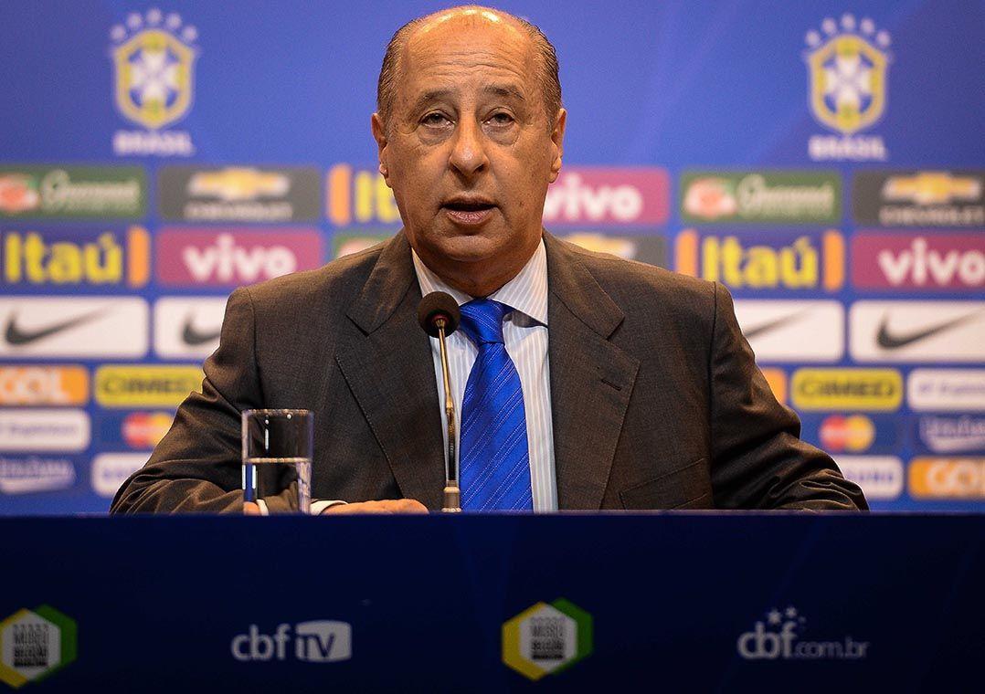 Fifa interroga Del Nero sobre propinas e acusações de sete crimes